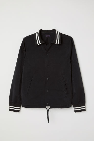 Coach jacket - Black -  | H&M