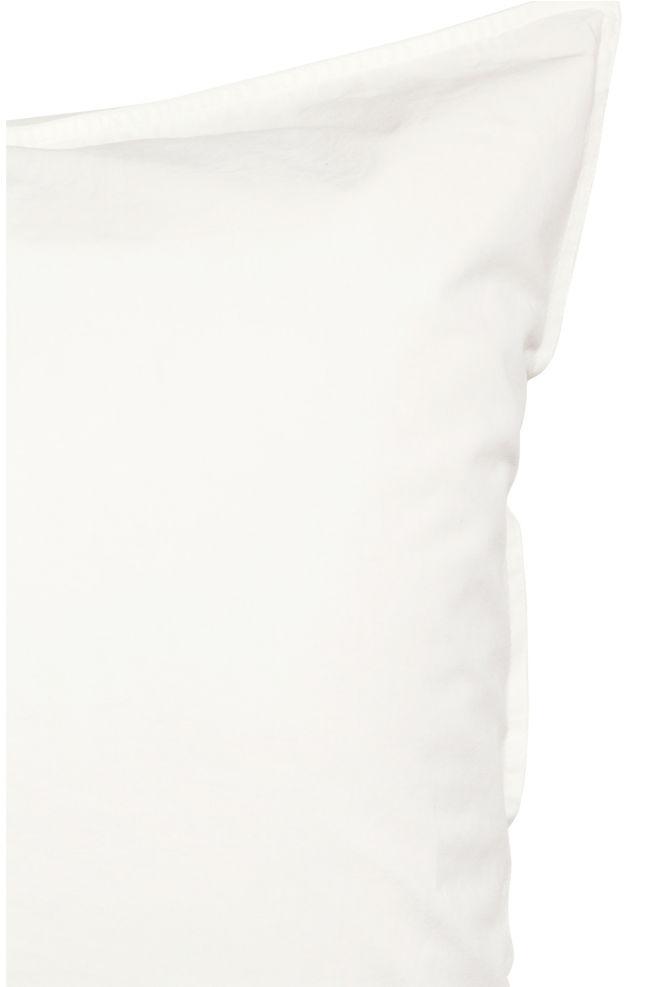 24a8b6e5 ... Vasket putevar i bomull - Hvit - Home All | H&M ...
