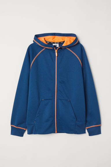 Sports jacket - Dark blue - Kids | H&M