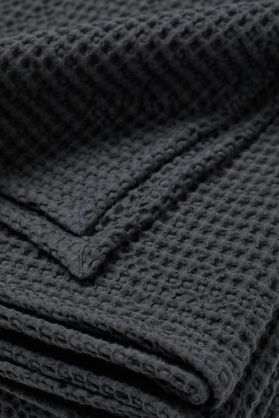 H&M - Waffled cotton bedspread - 2