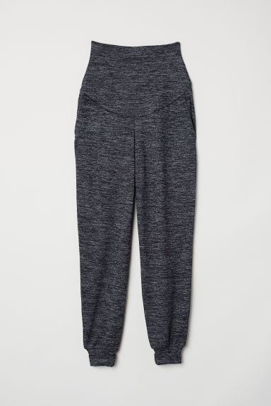 MAMA Joggers - Dark blue marl - Ladies | H&M CN