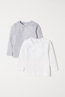2-pack pima cotton tops