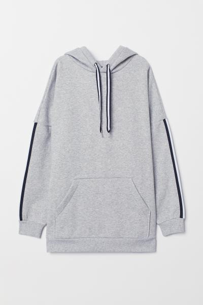 H&M - Sweatshirt with sleeve stripes - 5