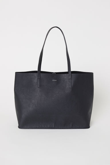 Reversible shopper - Black - Ladies | H&M CN
