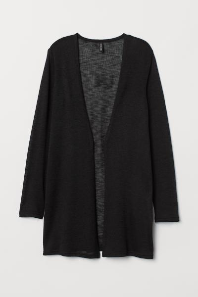 H&M - Loose-knit cardigan - 5