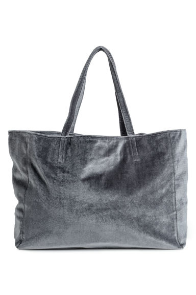 Shopper - Grey -  | H&M CN