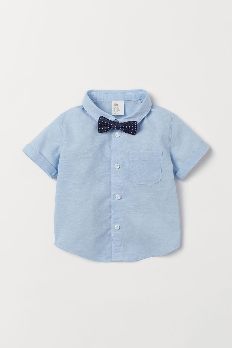 großartige Qualität Finden Sie den niedrigsten Preis Neue Produkte Hemd und Fliege