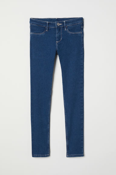 Skinny Fit Jeans - Blu denim - BAMBINO | H&M IT