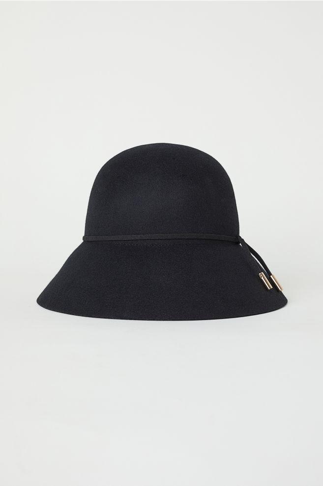 6a76ec14f Felted Wool Hat