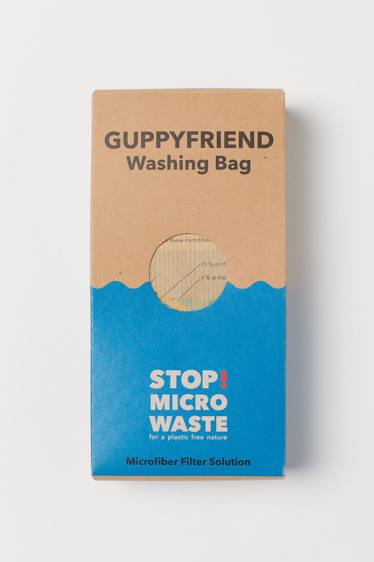Guppyfriend laundry bag - White - Men | H&M GB