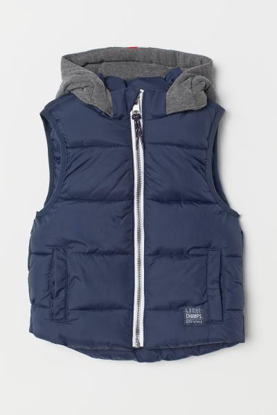 Padded Vest by H&M