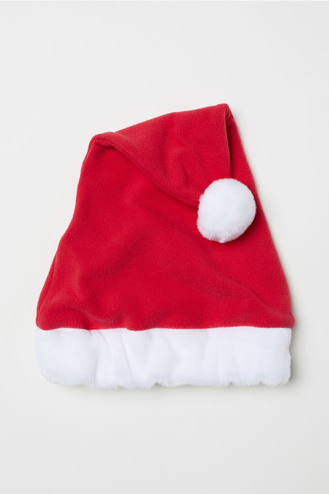 f06f1cd0391af Santa Hat - Red -