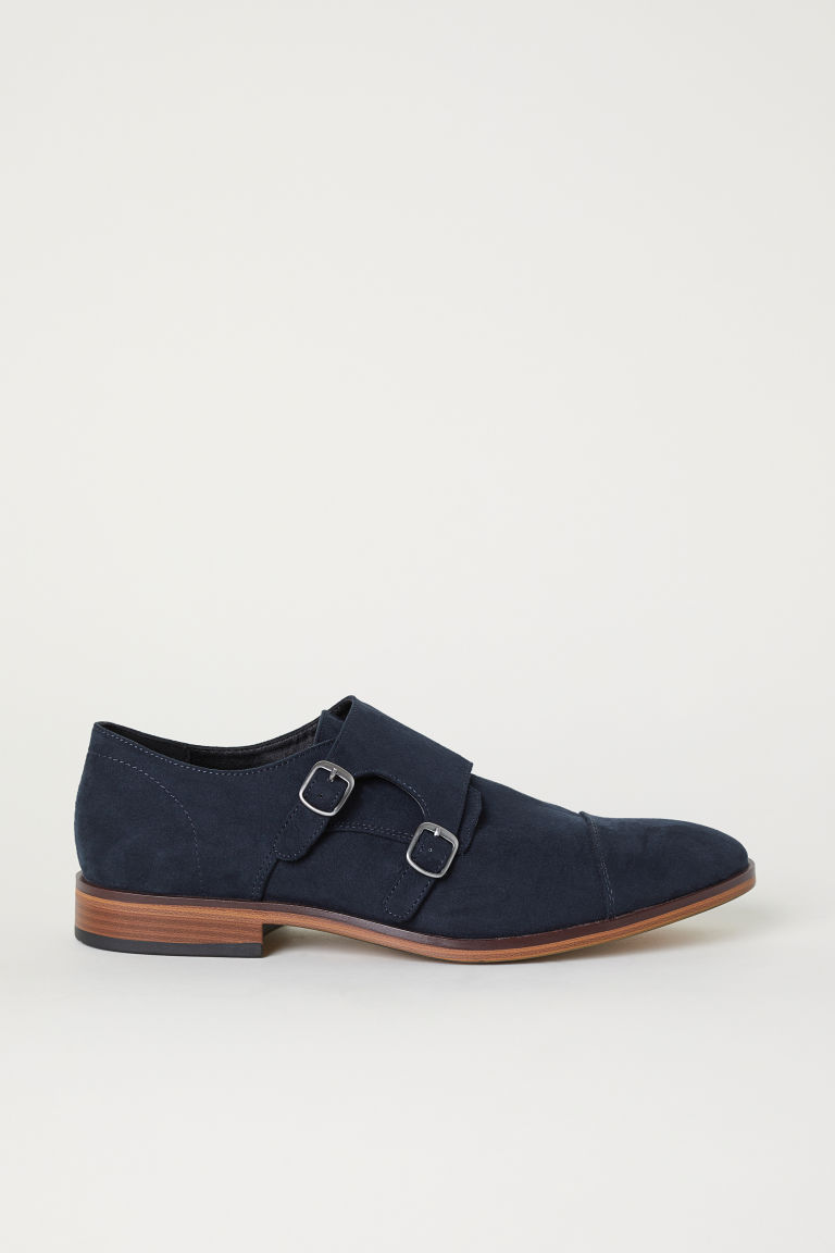 Monkstraps - Blu scuro - UOMO | H&M IT