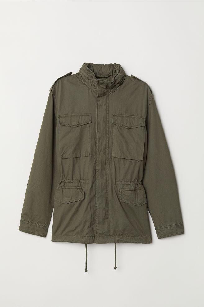 95cb3f86f Cotton Jacket
