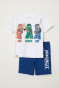 Dark blue/Ninjago