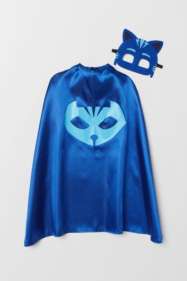 Mantello per travestimento - Blu/Super pigiamini - BAMBINO | H&M IT