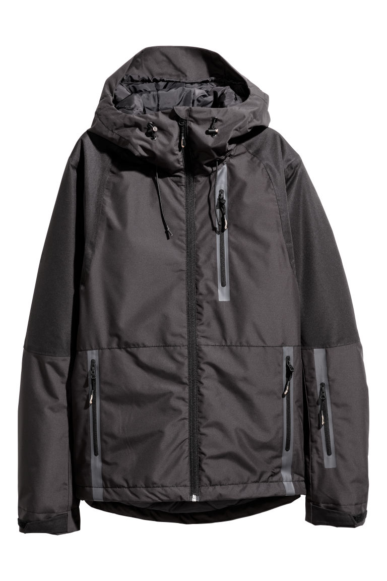 Ski jacket - Black - Ladies | H&M