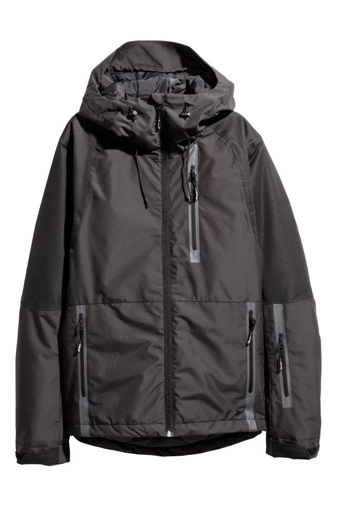 Ski Jacket - Black - Ladies  210e3beba