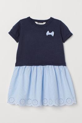 Kleider und Röcke für Mädchen – Eine riesige Auswahl   H M DE 07889ab0d6