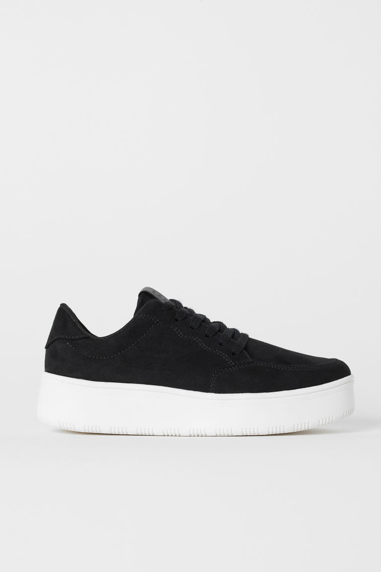 Sneakers - Zwart - DAMES | H&M BE