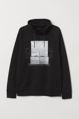 5c18595b Hoodies & Sweatshirts for men at the best price | H&M