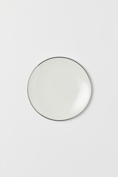 H&M - Plato de porcelana - 1