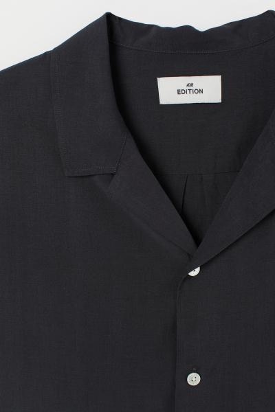 H&M - Camisa con cuello abierto - 6