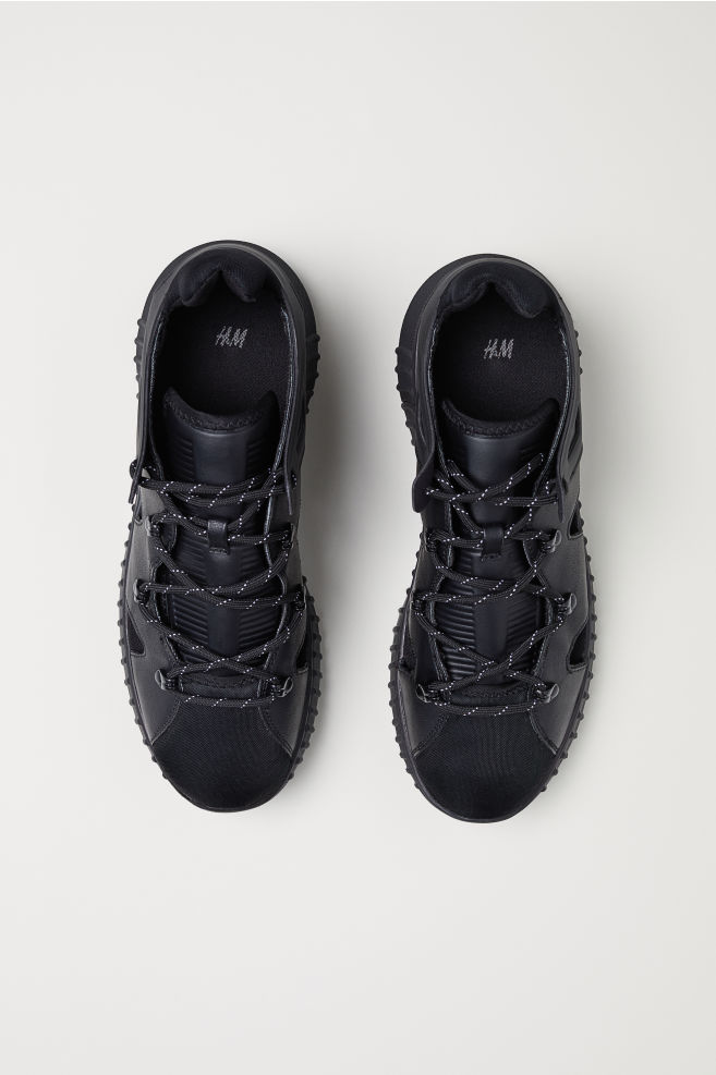d725018bd5b0 ... Trainer sandals - Black - Men