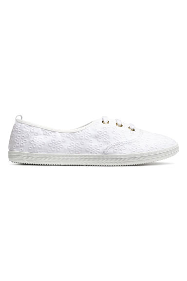 Sneakers - Bianco/sangallo - DONNA | H&M IT