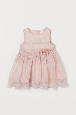 5de318cf Baby Girl Dresses & Skirts - Soft & playful clothes | H&M US