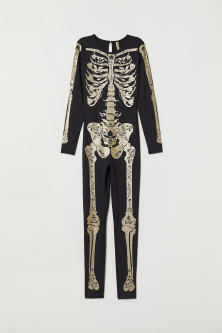 Skeleton costumeModel