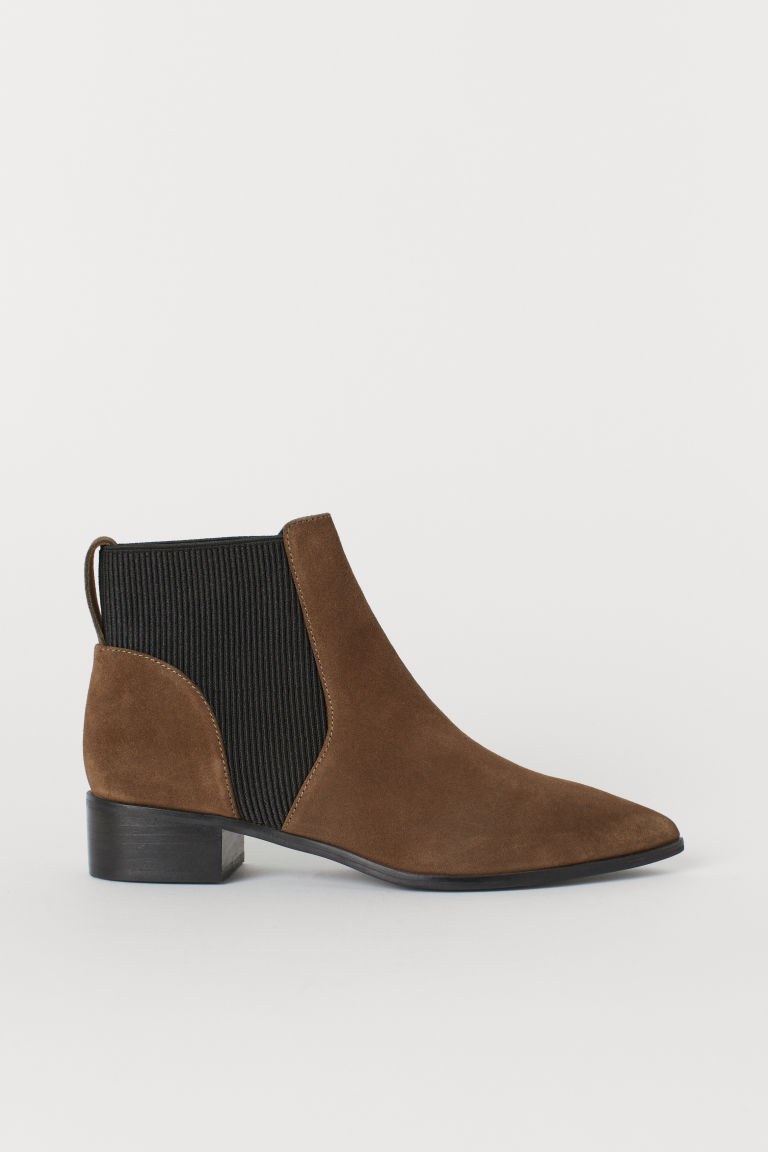 Stivaletti - Marrone kaki - DONNA | H&M IT