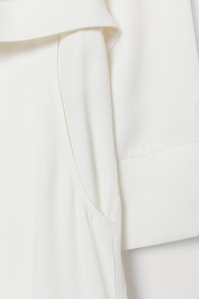 H&M - Vestido camisero con cinturón - 6