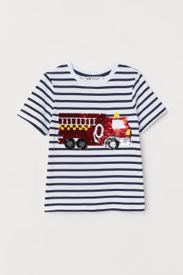 fbbb6731a Boys Tops & T-shirts - 18 months - 10 years - Shop online | H&M US