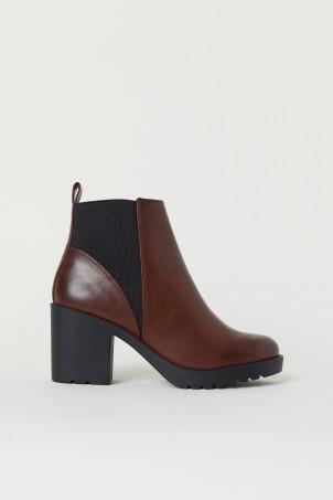 8bfce107fa3131 Bottines Femme | Chaussures Femme | H&M FR