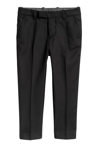 Suit trousers - Black - Kids | H&M