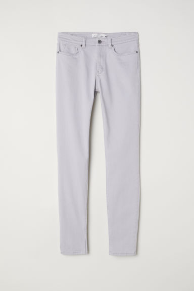 Superstretch trousers - Light grey - Ladies | H&M CN