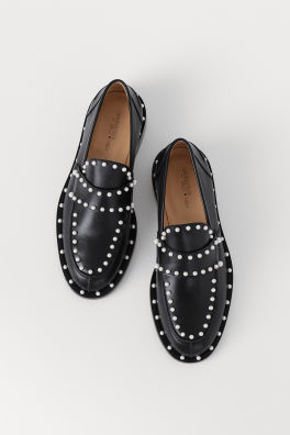 961ed2b220 Leather loafers