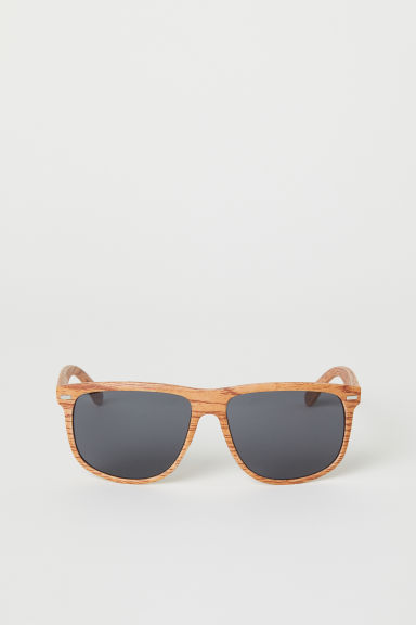 Sunglasses - Light beige - Men | H&M