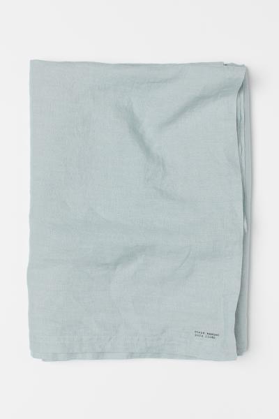 H&M - Mantel en lino lavado - 1