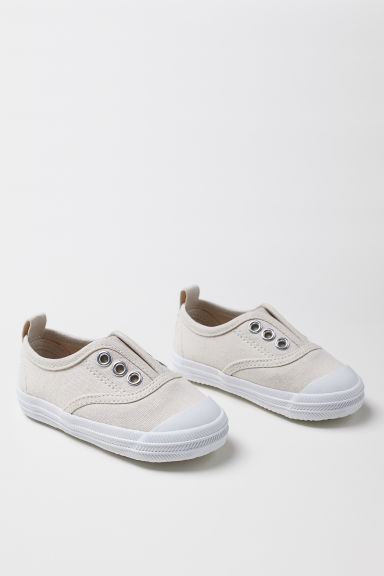Trainers - Light beige - Kids | H&M CN