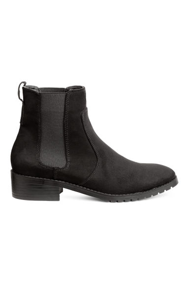 Bottines Chelsea - Noir -  | H&M BE