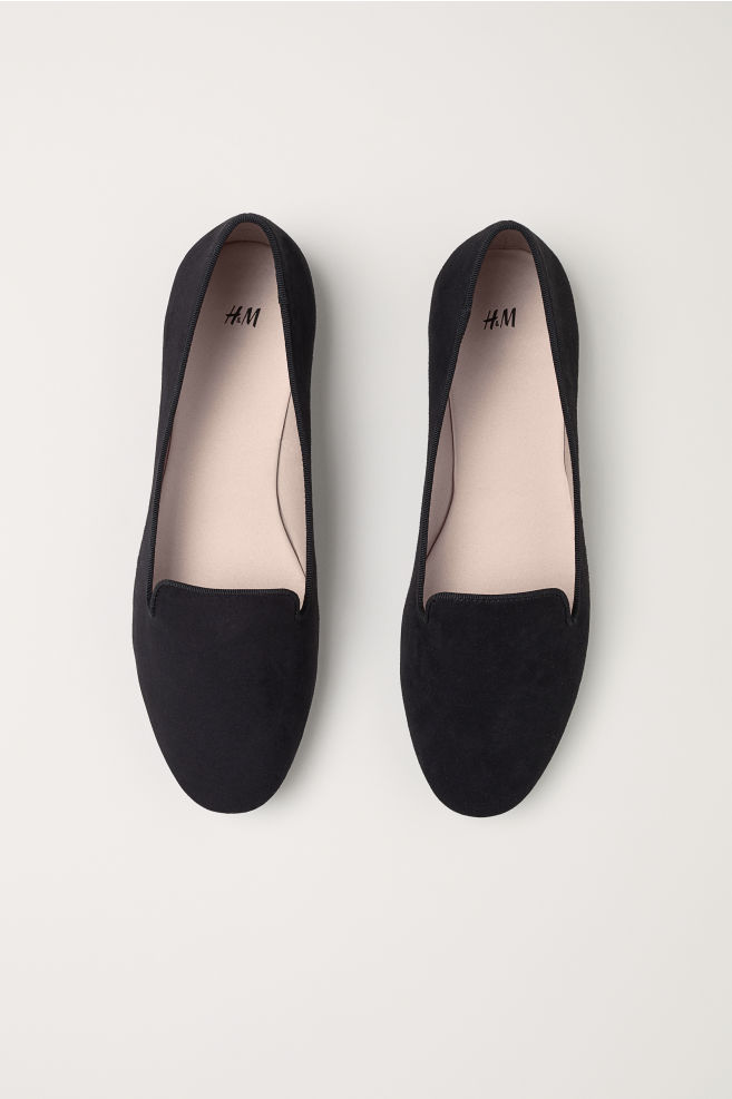 da67b331d4c ... Loafers - Black - Ladies