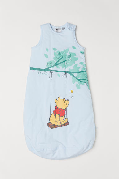 Sleep bag - Light blue/Winnie the Pooh -  | H&M