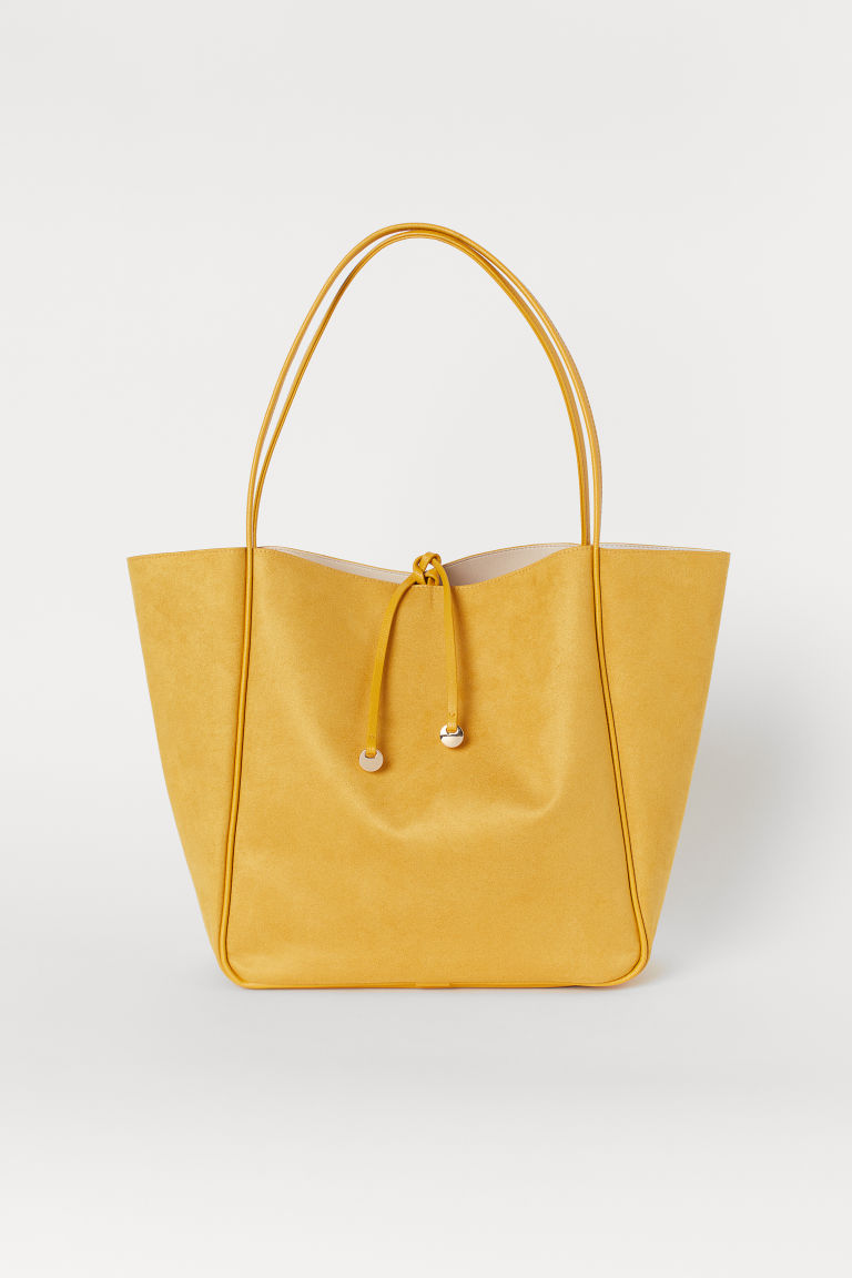 Shopper - Gelb - Ladies | H&M DE