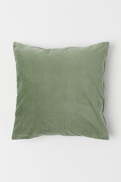 H&M - Velvet cushion cover - 1