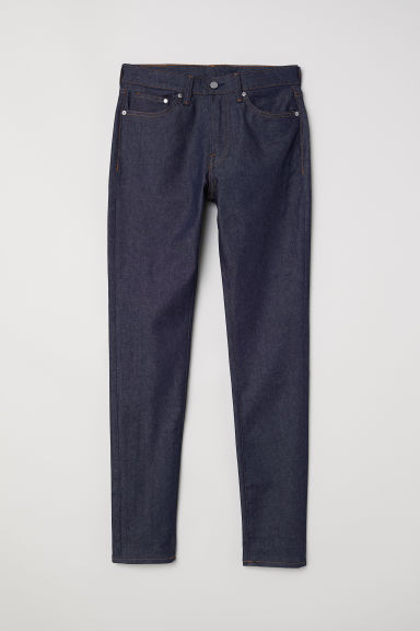 Skinny Jeans - Dark denim blue -  | H&M