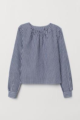 12fc69101c89bf Koszule i bluzki | H&M PL