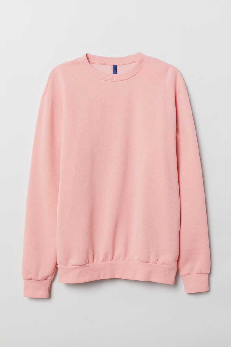 Sweater - Roze - HEREN | H&M BE