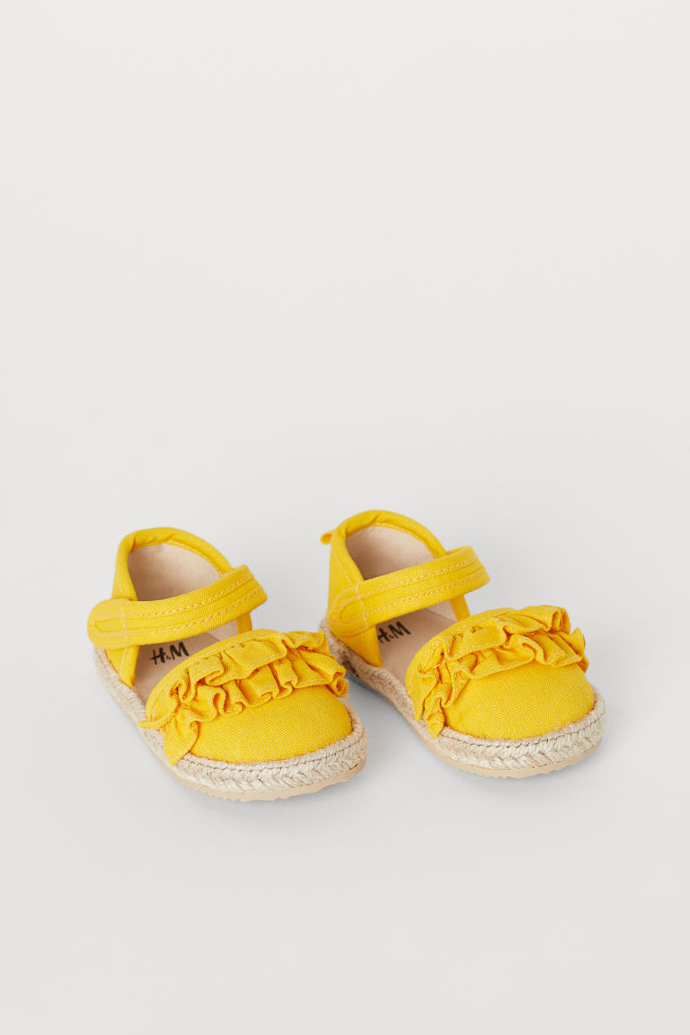 Sandals - Yellow - Kids | H&M US